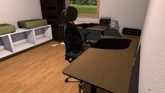 Raumgestaltung NewHome_Arbeitszimmer in der Kategorie Arbeitszimmer