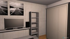 Raumgestaltung NEXXUS1 in der Kategorie Arbeitszimmer