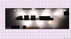 Raumgestaltung nicht parallela in der Kategorie Arbeitszimmer