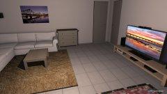 Raumgestaltung Nico's Computer Zimmer in der Kategorie Arbeitszimmer