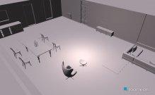Raumgestaltung nida in der Kategorie Arbeitszimmer