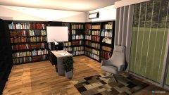 Raumgestaltung Noah Wohnung Oben in der Kategorie Arbeitszimmer