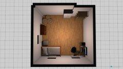 Raumgestaltung noricks raum in der Kategorie Arbeitszimmer