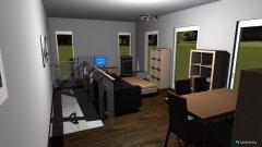 Raumgestaltung Obergeschoss 2 neu2 in der Kategorie Arbeitszimmer