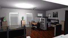 Raumgestaltung Obergeschoss 2 neu in der Kategorie Arbeitszimmer