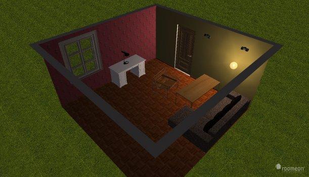 Raumgestaltung öööööööö in der Kategorie Arbeitszimmer
