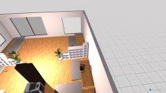 Raumgestaltung Office Nice in der Kategorie Arbeitszimmer