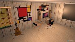 Raumgestaltung Office Test in der Kategorie Arbeitszimmer