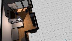 Raumgestaltung OG in der Kategorie Arbeitszimmer