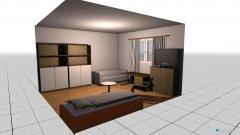 Raumgestaltung OPA Zimmer in der Kategorie Arbeitszimmer