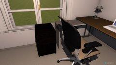 Raumgestaltung Paddy in der Kategorie Arbeitszimmer