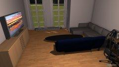 Raumgestaltung Pascal Wohnung 2 in der Kategorie Arbeitszimmer