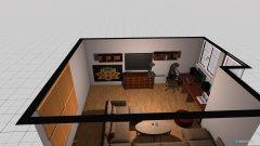 Raumgestaltung Passi first try in der Kategorie Arbeitszimmer
