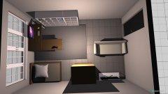 Raumgestaltung Peerszimmer in der Kategorie Arbeitszimmer