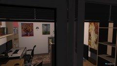 Raumgestaltung penthouse-büro in der Kategorie Arbeitszimmer