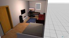 Raumgestaltung pimmel in der Kategorie Arbeitszimmer