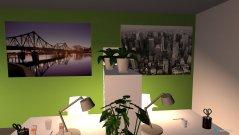 Raumgestaltung planIII Büro in der Kategorie Arbeitszimmer