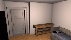 Raumgestaltung Planung Arbeitszimmer in der Kategorie Arbeitszimmer
