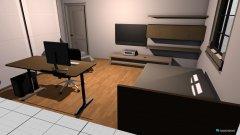Raumgestaltung Planung nach Besuch Möbel Hesse2 in der Kategorie Arbeitszimmer