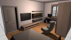 Raumgestaltung Planung nach Besuch Möbel Hesse in der Kategorie Arbeitszimmer