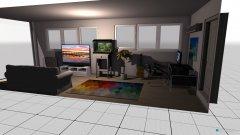 Raumgestaltung Playroom in der Kategorie Arbeitszimmer
