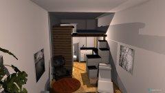 Raumgestaltung Praxis Bad links 2 in der Kategorie Arbeitszimmer