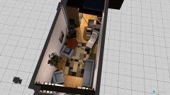 Raumgestaltung Praxis Bad links in der Kategorie Arbeitszimmer