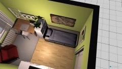 Raumgestaltung Prisca in der Kategorie Arbeitszimmer