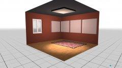 Raumgestaltung proberaum in der Kategorie Arbeitszimmer