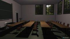 Raumgestaltung Projekt B043 in der Kategorie Arbeitszimmer