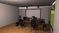 Raumgestaltung Projekt lsc in der Kategorie Arbeitszimmer