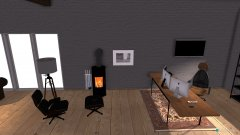 Raumgestaltung projekt_3 in der Kategorie Arbeitszimmer