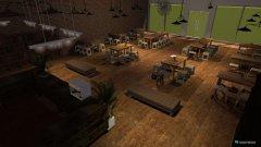 Raumgestaltung Radium Cafe 2 in der Kategorie Arbeitszimmer