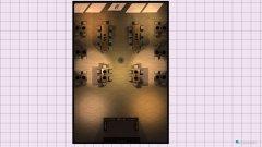 Raumgestaltung Radium Cafe in der Kategorie Arbeitszimmer
