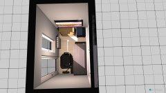 Raumgestaltung Räumchen in der Kategorie Arbeitszimmer