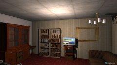 Raumgestaltung raum 1 in der Kategorie Arbeitszimmer