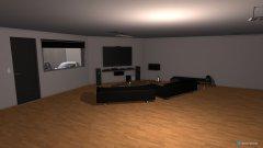 Raumgestaltung Raum #1 in der Kategorie Arbeitszimmer