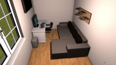 Raumgestaltung Raum 2014 in der Kategorie Arbeitszimmer