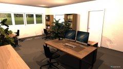 Raumgestaltung Raum 2 in der Kategorie Arbeitszimmer
