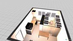 Raumgestaltung Raum 3 Lager-Archiv in der Kategorie Arbeitszimmer