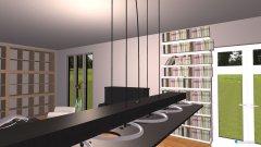 Raumgestaltung raum 3 in der Kategorie Arbeitszimmer