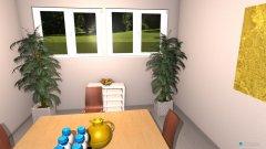 Raumgestaltung Raum 4 Besprechung in der Kategorie Arbeitszimmer