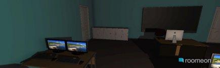 Raumgestaltung Raum 409 in der Kategorie Arbeitszimmer