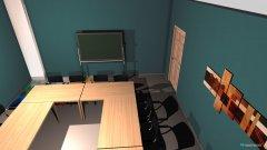 Raumgestaltung Raum 6 in der Kategorie Arbeitszimmer