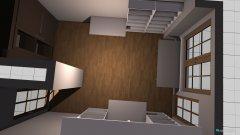 Raumgestaltung Raum Haus C in der Kategorie Arbeitszimmer