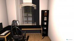 Raumgestaltung raum k in der Kategorie Arbeitszimmer