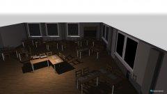 Raumgestaltung raum in der Kategorie Arbeitszimmer