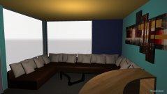 Raumgestaltung reception in der Kategorie Arbeitszimmer