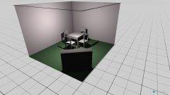 Raumgestaltung rectest in der Kategorie Arbeitszimmer