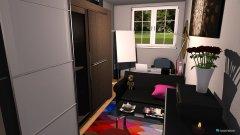 Raumgestaltung ReijaZimmer in der Kategorie Arbeitszimmer
